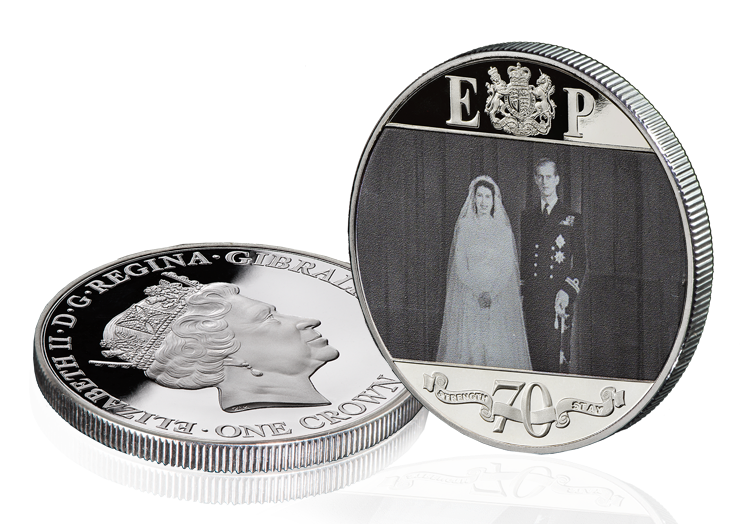 Platinum Wedding Coin Reaches One Hundred Thousand Strikes