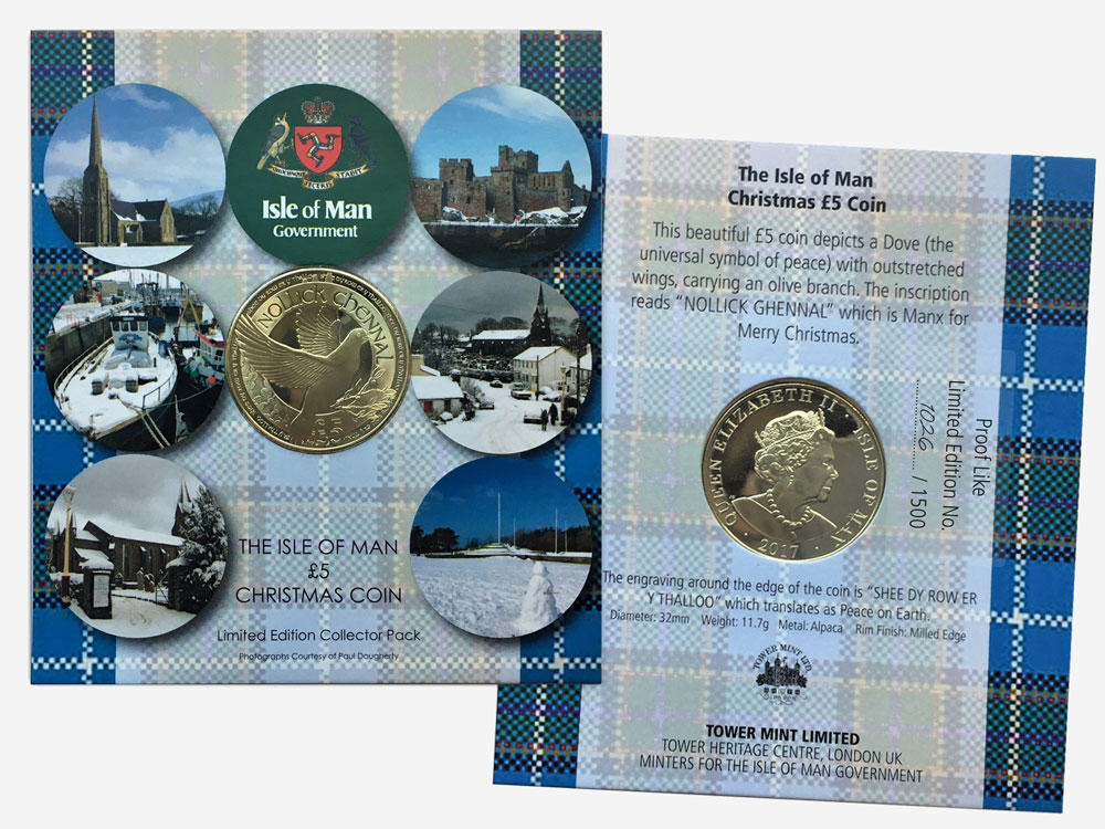 The Tower Mint Ltd is one of the UK's leading private mints and last remaining mint in London
